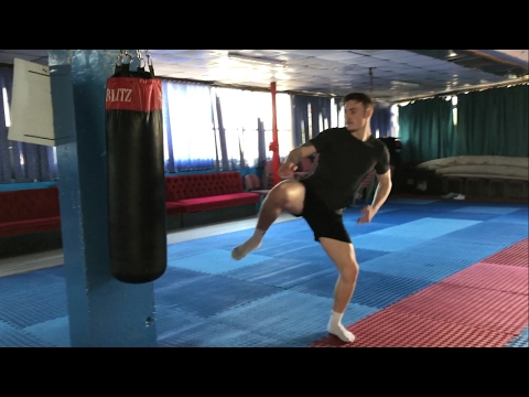 4 Training Drills To Improve Power And Speed In Your Turning Kick