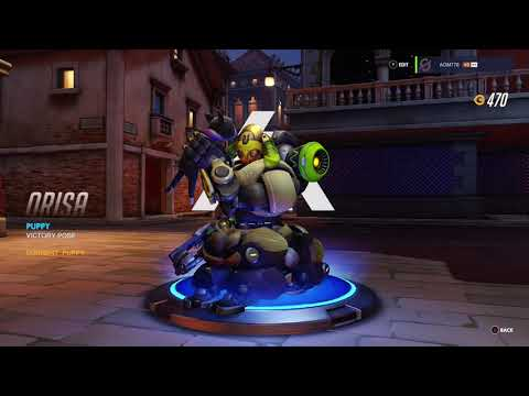 Overwatch OE Archives Update 2018 Opening 10 Loot Boxes