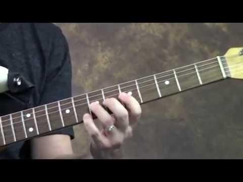 Bending with the 3rd vs the 4th Finger (Guitar Lesson)