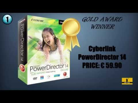 Top 10 Video Editing Software Review 2015