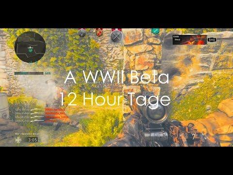 WWII BETA 12 HOUR TAGE!! [Obey] @cohhdz