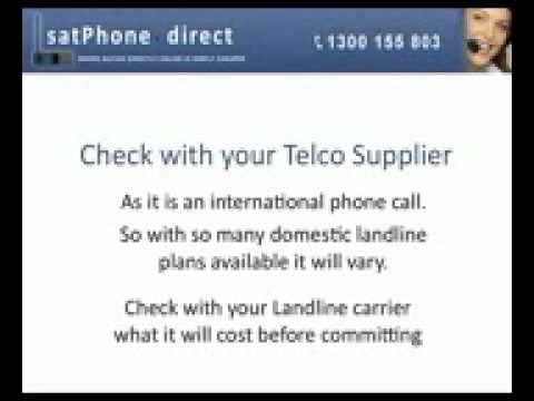 Where to buy Satellite Phone when you are in Australia?