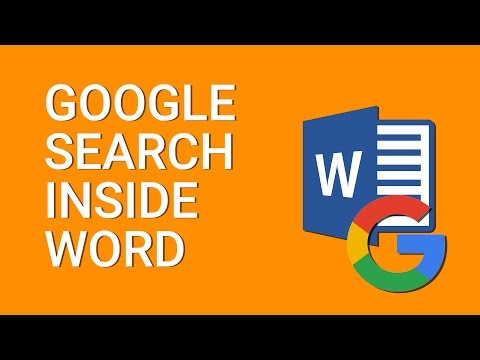 Search With Google Instead Of Bing In Microsoft Office 2013 [HD 60FPS]