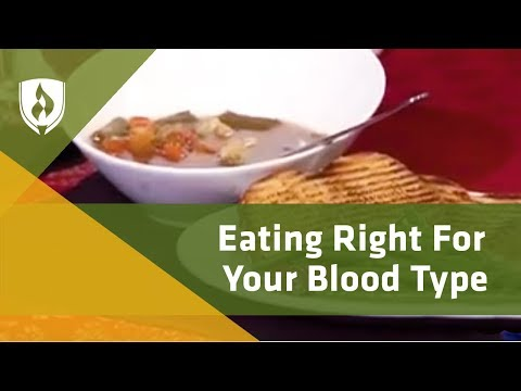 Eating Right for Your Blood Type [Expert Advice]