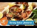 Resep Kerang Bakar Jimbaran (Grilled Seafood Jimbaran Sauce Recipe Video)   YUDA BUSTARA