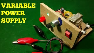 how to make variable dc power supply Videos - 9tube tv