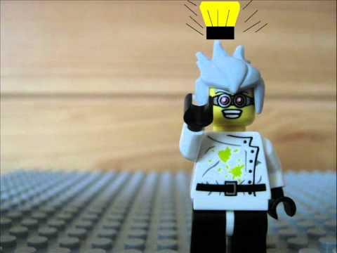 LEGO Generał Grievous vs. Szalony Doktorek