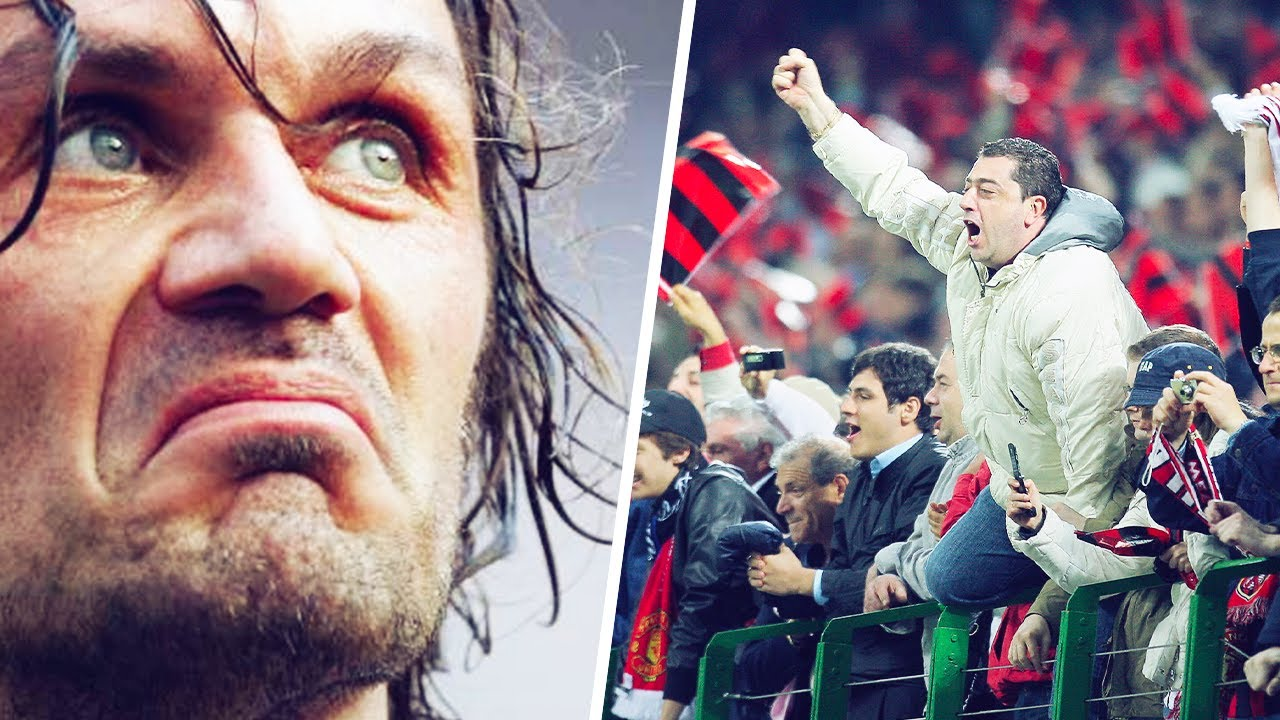 The reason why some AC Milan fans hate Paolo Maldini | Oh My Goal