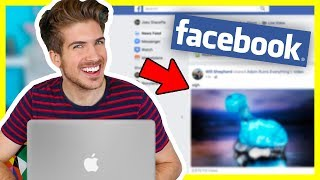 BUYING THE FIRST 5 THINGS FACEBOOK SUGGESTED!