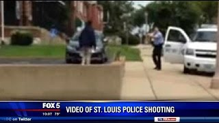 St. Louis police shooting video leaves many shocked