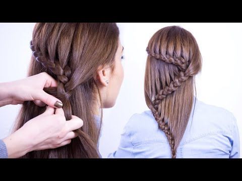 S Braid Hair Tutorial