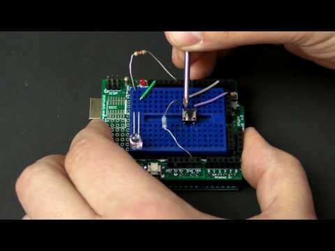 How-to Tuesday: Arduino 101 the button