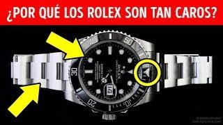¿Por qué los Rolex son tan caros?