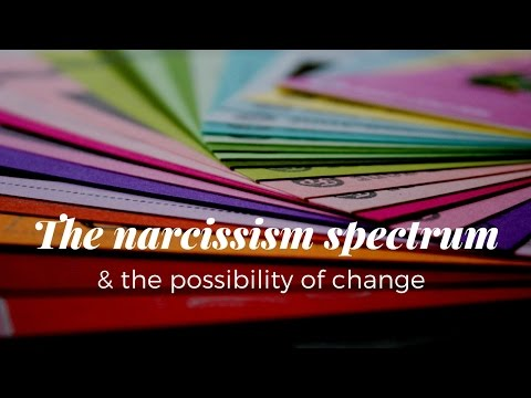 Can the narcissist change?