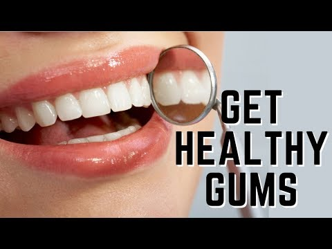 how to get healthy gums : 6 Ways to Keep Your Gums Healthy