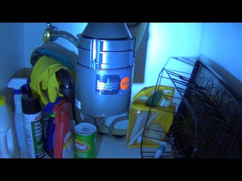 How to Fix a Garbage Disposal that Won't Start