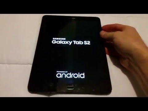 New Samsung Galaxy Tab S2 9.7