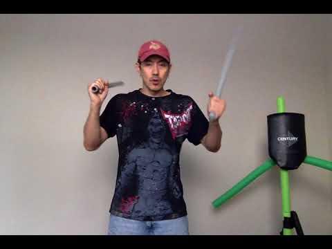 Eskrima double stick techniques for everyone
