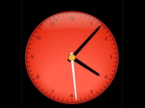 How to Make a Clock in Adobe Illustrator - Part 1: Creating the Basic Clock Face
