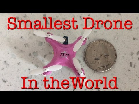 Smallest Nano Drone in the World / $20 for this Cutie