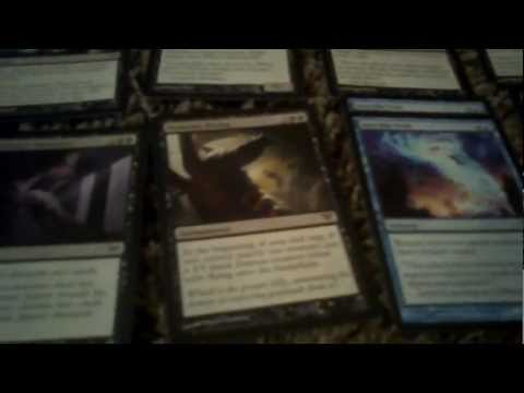 Magic the Gathering:Black & Blue Zombie DeckTech
