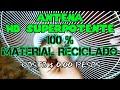 ANTENA HD SUPER POTENTE 100 % material reciclado, COSTO $ 0.00 pesos