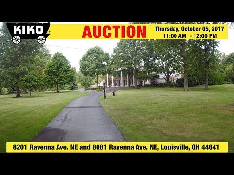 125 Acres - One-Owner Colonial Home - Louisville, OH
