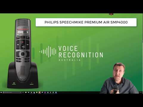 Philips Speechmike Premium Air SMP4000 Review