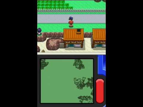 Pokemon D/P How to evolve Riolu into Lucario