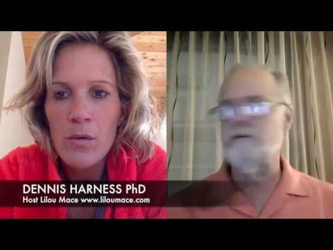Vedic Astrology chart - Dennis Harness PhD