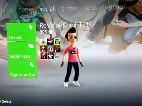 How to change gamer picture with avatar(xbox)