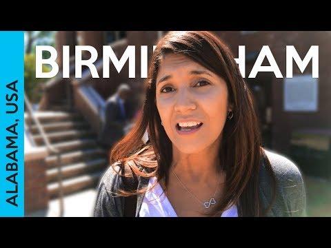 Things to do in Birmingham, Alabama | Vlog 2