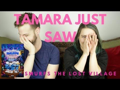 Smurfs: The Lost Village - Tamara Just Saw
