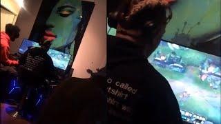 XXXTentacion - Plays League Of Legends 😹🔥