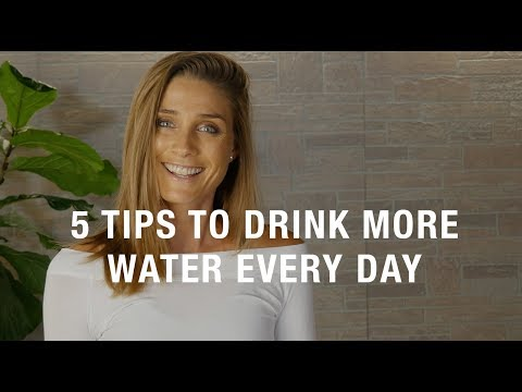 HOW TO DRINK MORE WATER - TIPS TO HYDRATE USING DAFI FILTERS