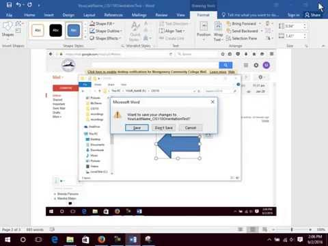 Capture Screenshots with the Snipping Tool