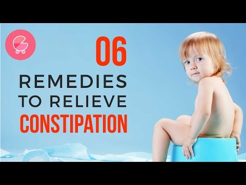 6 Constipation Remedies For Babies | Easy Cures For Relief