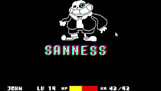 the legend they call sanes/SANSSSSSSSSSSSSSSSSSSS