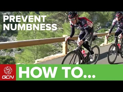 How To Prevent Saddle-Related Numbness & Discomfort