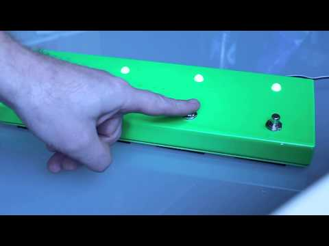 DIY MIDI pedal