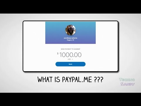 How To Receive Money With PayPal me [Hindi/Urdu]