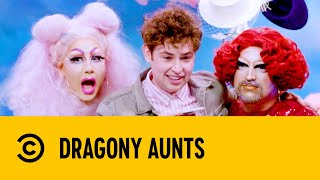 When Should Your Partner Meet Your Family?   Dragony Aunts
