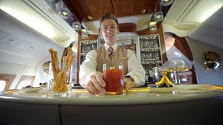 Emirates launches Spirits programme with special Tesseron Cognac tasting