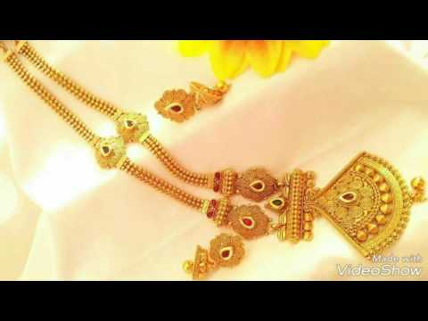 South india Antique fashion Jewellery designs buy online