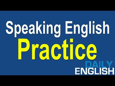 Speaking English Practice Conversation | Questions and Answers English Conversation With Subtitle