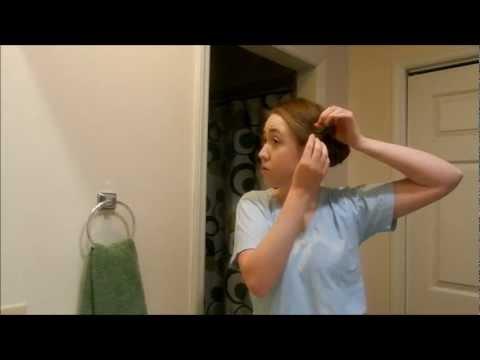 Irene Adler-Inspired Hair from BBC's Sherlock