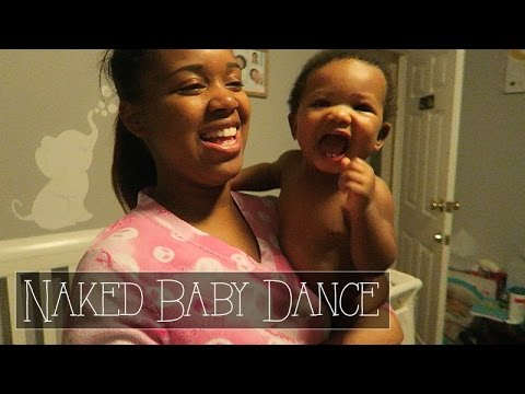 Naked Baby Dance - Roodianne Daily Vlog // 5.16.16