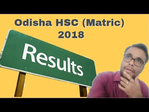 Odisha HSC (Matric) Result 2018 – Likely to be announced on 5th May 2018