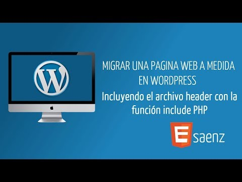 6. Incluyendo la cabecera header usando la funcion include PHP