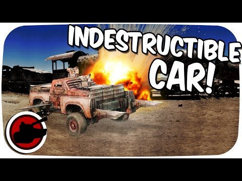 Crossout Builds ✠ INDESTRUCTIBLE CAR BUILD ✠ Crossout Gameplay